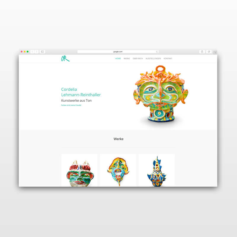 CR-Lehmann Website Website Desktop